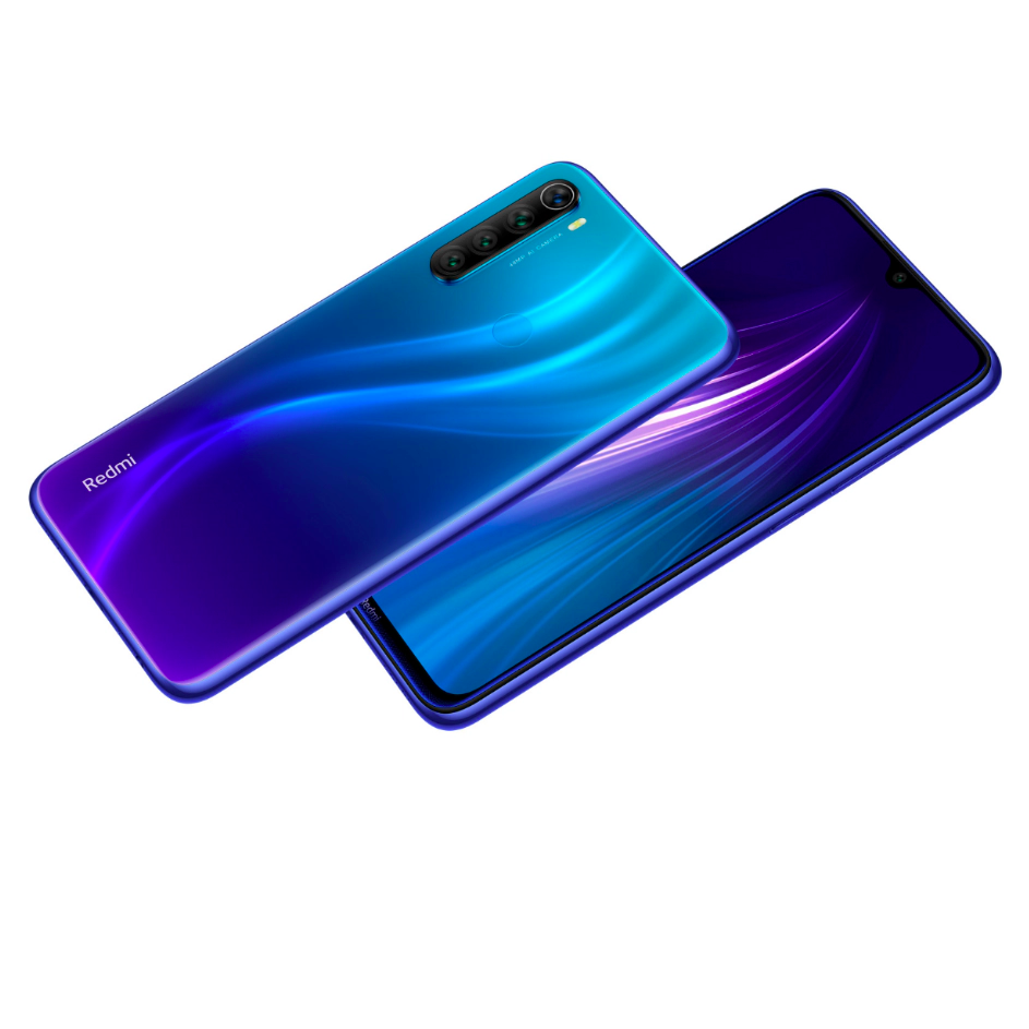 Redmi Note 8 azul